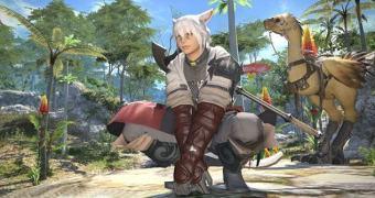 Final Fantasy XIV chega a 2 milhões de jogadores registrados