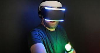 Zuckerberg quis testar o HMD da Sony antes de comprar a Oculus VR