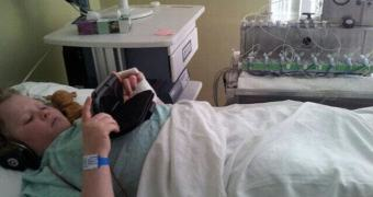 Remote Play do PS4 ameniza sofrimento de criança hospitalizada