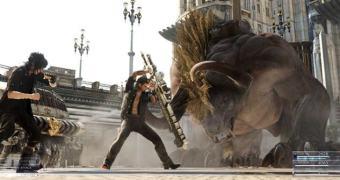 Final Fantasy XV deverá ter maior foco na ação