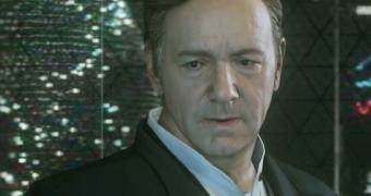 Call of Duty: Advanced Warfare contará com Kevin Spacey