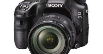 Sony A77 Mark II – melhoria no foco automático