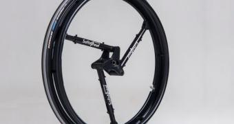Da série ideias simples e geniais: SoftWheel reinventa a roda