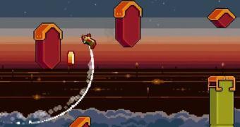 Rovio anuncia jogo inspirado no Flappy Bird (e que parece divertido)