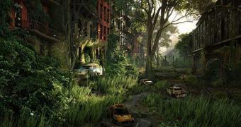 O esplendor do Crysis 3 rodando numa resolução 8K