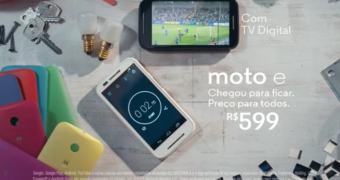 Motorola (finalmente) anuncia Moto E