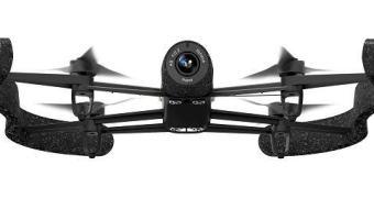 Parrot coloca a câmera em primeiro lugar no seu novo drone Bebop