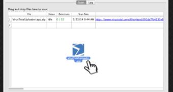 VirusTotal Uploader chega ao OS X