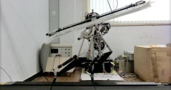 Este raptor-robô é tão rápido quanto a Cheetah do Google