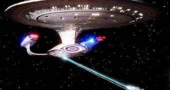 Star Trek encontra a realidade: raio trator move objetos usando ultrassom