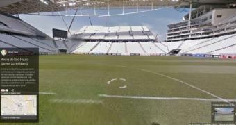 Google Street View introduz tour por estádios e ruas pintadas para a Copa