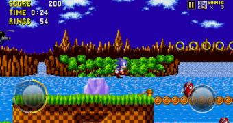 Usando um método matemático para descobrir a real velocidade do Sonic nos videogames