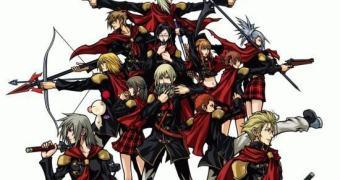 Tradução de Final Fantasy Type-0 feita por fãs está enfim disponível
