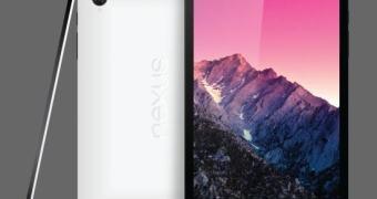 Surgem primeiras imagens do HTC Volantis, aka Nexus 9