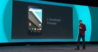 Google revela a nova cara do Android L