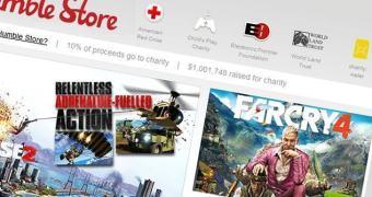 Humble Store já doou US$ 1 milhão para a caridade