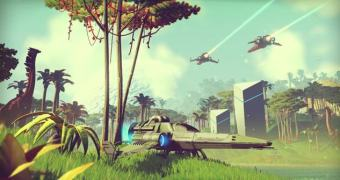 Criadores desconversam sobre No Man's Sky no PC
