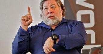 Steve Wozniak não anda muito empolgado com wearables