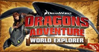 Jogo Dragons Adventure promete acalmar as crianças durante viagens de carro