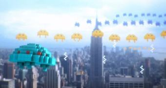 Warner Bros. fará filme sobre o Space Invaders