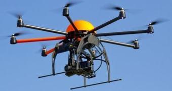 Drone ajuda a localizar velhinho desaparecido nos EUA
