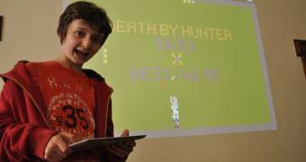 O garoto de 12 anos que largou a escola e virou game designer