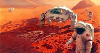 NASA vai terraformar Marte em breve