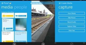Microsoft entra na festa dos apps Snapchat-like com o WindUp