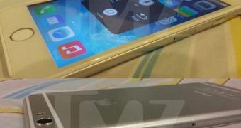 Não-tícia: o iPhone 6 agora virou celebridade e mostra demais em suposto vazamento