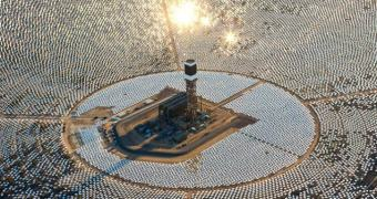Energia Solar: excelente exceto para os pássaros