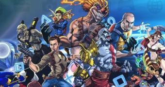 PS+ em setembro: PlayStation All-Stars Battle Royale de graça
