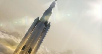 O maior foguete já construído pela NASA deve ser lançado em 2018