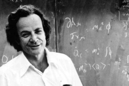 Richard-Feynman-Messenger-Lectures-TUVA-Project