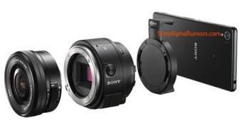 Próximas lentes mobile da Sony podem ser E-Mount