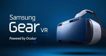 Gear VR, mas pode chamar de Oculus Rift para o Galaxy Note 4