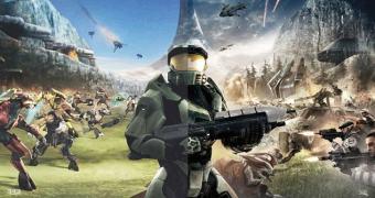Como o Halo se parecia em 1999