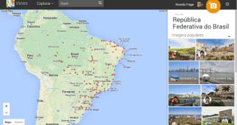 Imagens do Google+ Fotos poderão ser exibidas no Google Maps