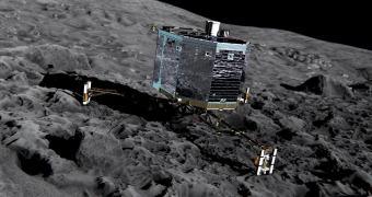 Veja como a Rosetta vai se espatif… digo, pousar no cometa
