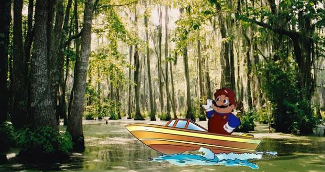 Mario-Takes-America