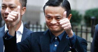Alibaba faz o maior IPO da história
