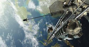 Japão quer construir elevador espacial até 2050