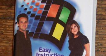 Momento nostalgia: Friends e Windows 95