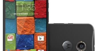 Hangout sobre as primeiras impressões do Moto X de segunda geração