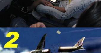 Quem diria: Wi-Fi e celulares podem sim interferir com aviões