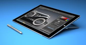 Adobe Creative Cloud no Microsoft Surface 3 — OH MY GOD