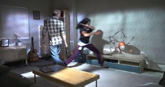 RoomAlive, a tentativa da Microsoft de transformar a sala em um game