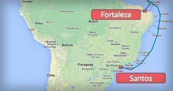 Google anuncia cabo submarino entre Estados Unidos e América Latina