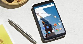 Nexus 6 com Android lésbico chupador de pirulitos anunciado oficialmente