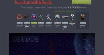 Mozilla e Humble Bundle oferecem pacote de jogos que rodam pelo navegador
