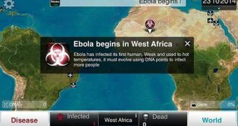Epidemia do ebola aumentou a popularidade do Plague Inc.